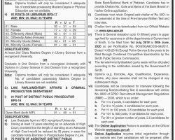 SPSC Jobs 2019 in Pakistan   Sindh Public Service Commission