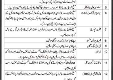 NLC Jobs 2019 Advertisement | National Logistics Cell Application Form