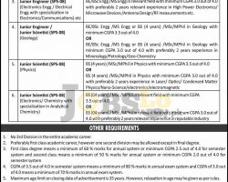 PAEC Atomic Energy Jobs 2019 Application Form Latest Vacancies