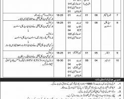 Health Department Islamabad Jobs 2019 Application Form Download | ots.org.pk