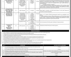 DRAP Pakistan Jobs 2019 OTS Application Form   Drug Regulatory Authority