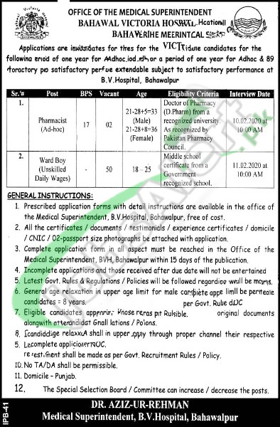 District & Session Court Hangu Jobs Opportunities
